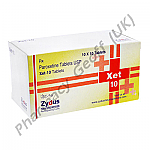 Paroxetine (Xet) - 10mg (10 Tablets)