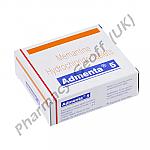 Admenta (Memantine HCL) - 5mg (10 Tablets)