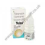Tobramycin Eye Drops (Toba) - 3mg (5ml)