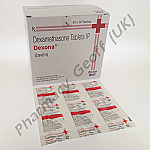 Dexona (Dexamethasone) - 0.5mg (30 x 30 Tablets)