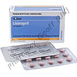 Ethics Lisinopril (Lisinopril) - 10mg (90 Tablets)