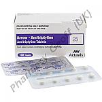 Arrow-Amitriptyline (Amitriptyline Hydrochloride) - 25mg (100 Tablets)