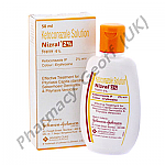 Ketoconazole Shampoo (Nizral) - 2% (50mL Bottle)