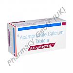 Acamprol (Acamprosate) - 333mg (6 Tablets)
