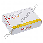 Armod (Armodafinil) - 50mg (10 Tablets)