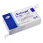 Aricept (Donepezil Hydrochloride) - 10mg (28 Tablets) (Turkish Packaging)