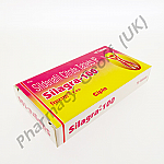 Silagra (Sildenafil Citrate) - 100mg (10 Tablets)