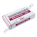 Atorlip (Atorvastatin Calcium) - 20mg (15 Tablets)