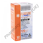 Flixotide Inhaler (Fluticasone Propionate) - 50mcg (120 Doses)