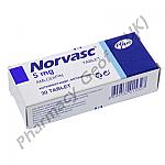 Norvasc (Amlodipine Besylate) - 5mg (30 Tablets) (Turkish)